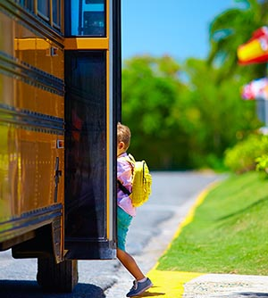 Child School Bus